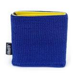 Ideaka Stretch Wallet cobalt-yellow