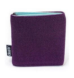 Ideaka Stretch Wallet purple-turquoise
