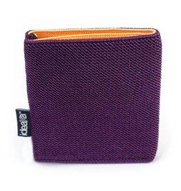 Ideaka Stretch Wallet purple-orange