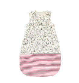 Pehr Designs Buntingbag Red Stripe / Multi-Dot 0-6M