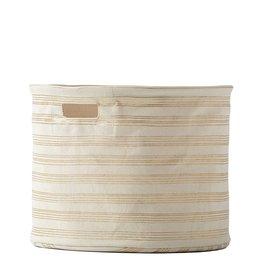 Pehr Designs Drum Medium Stripe Gold Foil