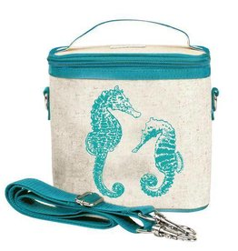 So Young Small Cooler Bag Seahorses