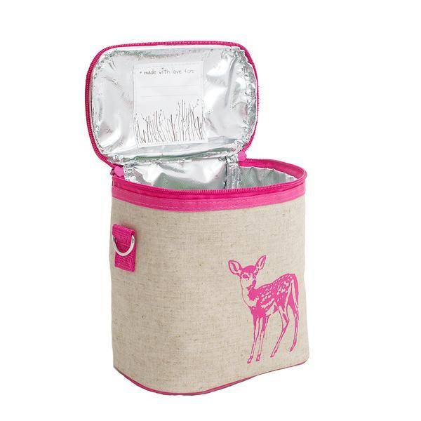 So Young Small Cooler Bag Pink Fawn