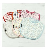 Keep Leaf Reversible Baby Bib Mesh