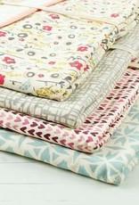 Keep Leaf Quilted Baby Blanket Mesh