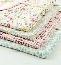 Keep Leaf Quilted Baby Blanket Bloom