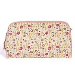 Keep Leaf Toiletry Bag/Diaper Cluth Bloom