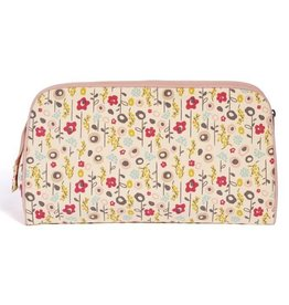 Keep Leaf Toiletry Bag/Diaper Cluth Bloom