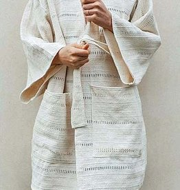 Oh Fox Morning Robe Cotton
