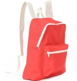Utility Canvas Classic Backpack Red