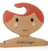 Milkbarn Hanger set Red Hair