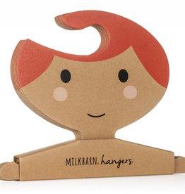 Milkbarn Hanger set Red Hair