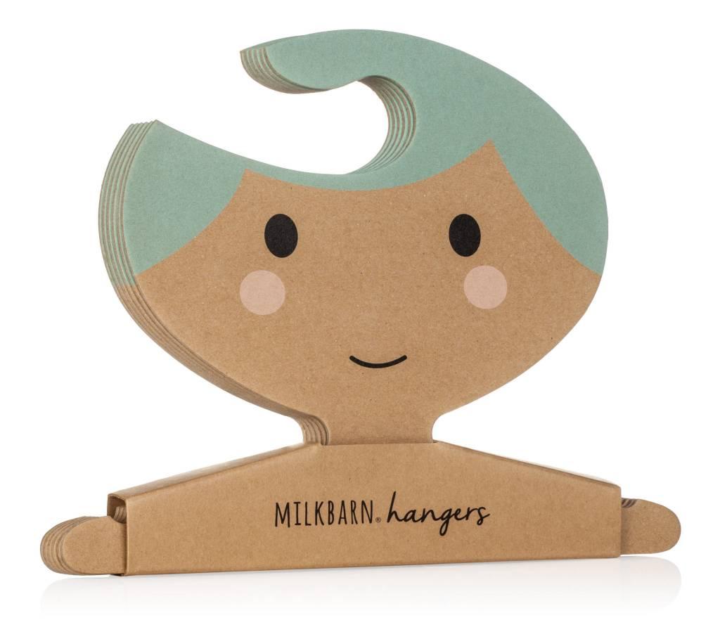 Milkbarn Hanger set Turquoise Hair