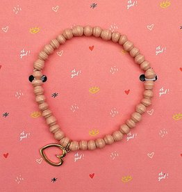 31Bits Love and Friendship Bracelet Rose