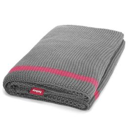 Fatboy Klaid Dark Grey with  Neon Pink Stripe