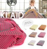 Fatboy Klaid Dark Grey with  Neon Pink Stripe