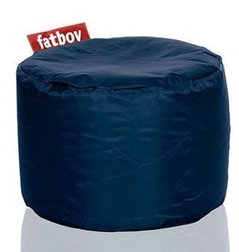 Fatboy Point Pouf Blue