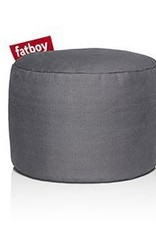 Fatboy Point Stonewashed Pouf Grey