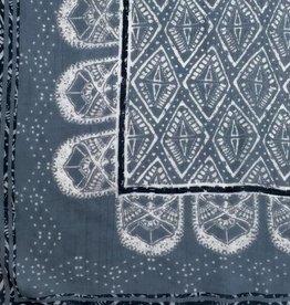 Rockflowerpaper Annaleise Charcoal Kimono Scarf