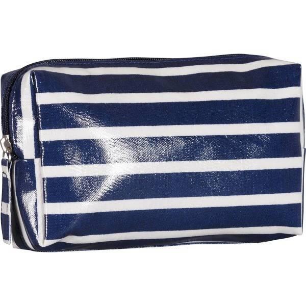 Rockflowerpaper Bateau Stripe Lam Cosmetic Bag