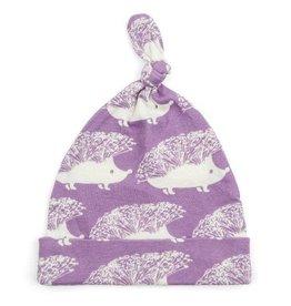 Milkbarn Baby Hat Lavender Hghog