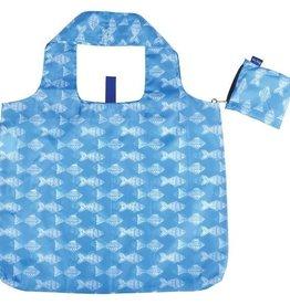 Rockflowerpaper Blu Bag Blue Fish