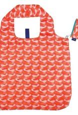 Rockflowerpaper Blu Bag Bird Orange