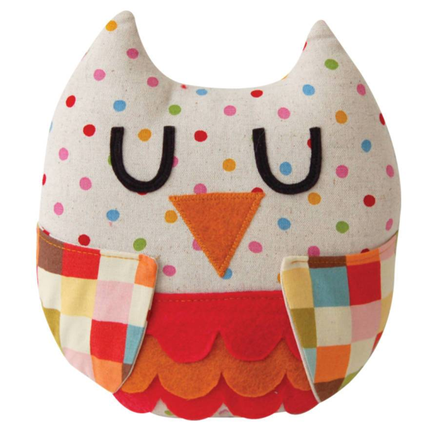 Pippablue Dotty Owl Sewing Kit