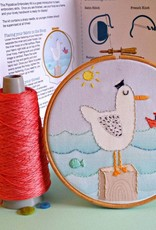 Pippablue Captain Seagull Embroidery kit