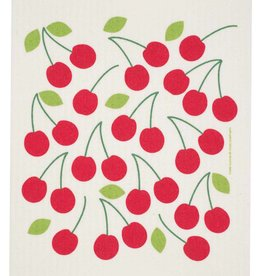 Cose Nuove Swedish Dischcloth Cherries