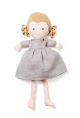 Hazel Village Fern in Linen Dress
