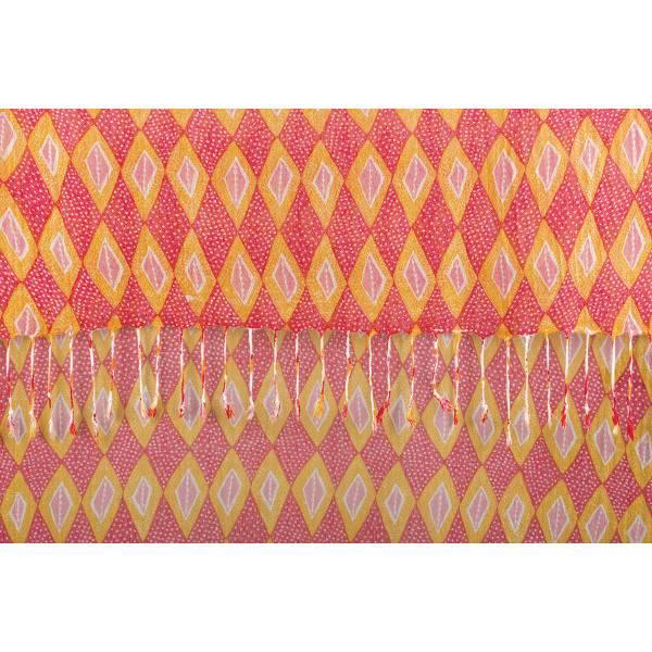Rockflowerpaper Caroline Pink Scarf