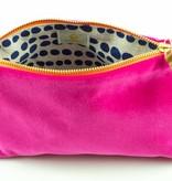 Erin Flett Velvet Makeup Hot Pink