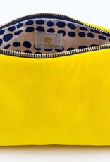 Erin Flett Velvet Makeup Yellow