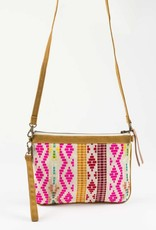 Calliope Top Zip Crossbody Karala