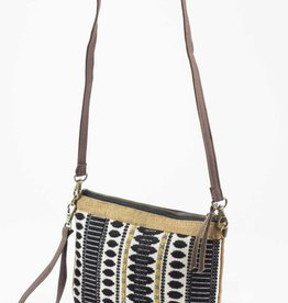 Calliope Top Zip Crossbody Royal