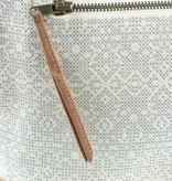 Calliope Crossbody Zip Pocket Sparkle