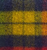 Igneous Folded Clutch 100% Wool Tartan