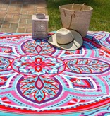 Caro Home Medici Beach Towel for 2