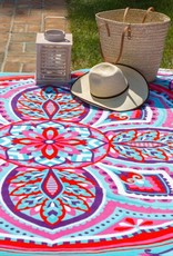 Caro Home Medici Beach Towel for 2