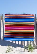 Caro Home Puebla Beach Towel Stripes