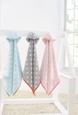 Caro Home Hoodie Towel Dots