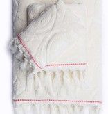 Caro Home Santiago Towel Ivory Mimosa