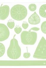 3greenmoms Reusable Gallon Bag Green Fruit (Zippered)