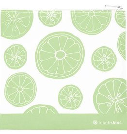 3greenmoms Reusable Sandwich Bag Green Fruit (Zippered)