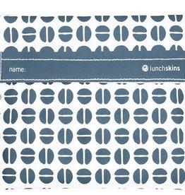 3greenmoms Reusable Quart Bag Charcoal Bean (Velcro)