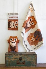 Mibo Tea Towel Orangutan