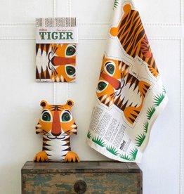 Mibo Tea Towel Tiger
