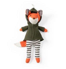 Hazel Village Reginald Fox in Green Jacket and Pants