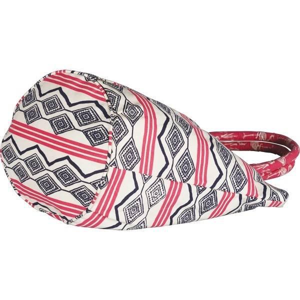 Rockflowerpaper Zula Navy Bucket Bag